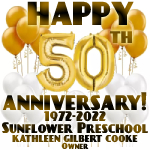Sunflower Celebrates its 45th Year!